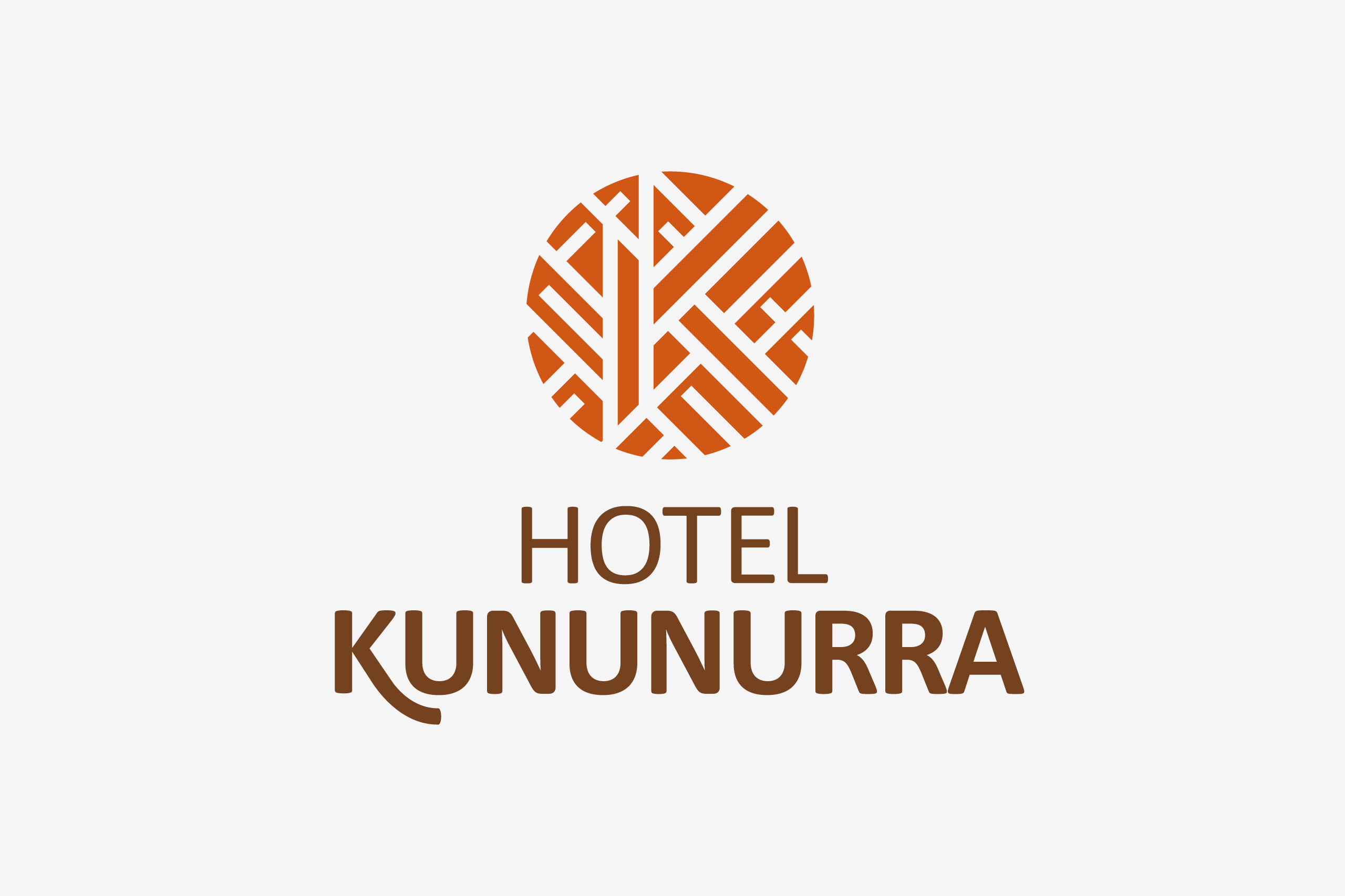 hotel kununurra logo maker and co design