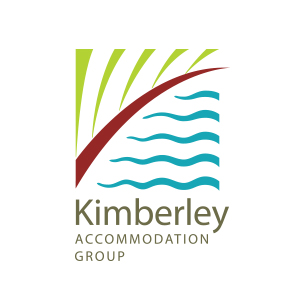 kimberley accommodation group client logo colour