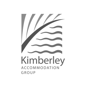 kimberley accommodation group client logo