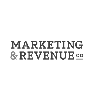 marketing and revenue company client logo