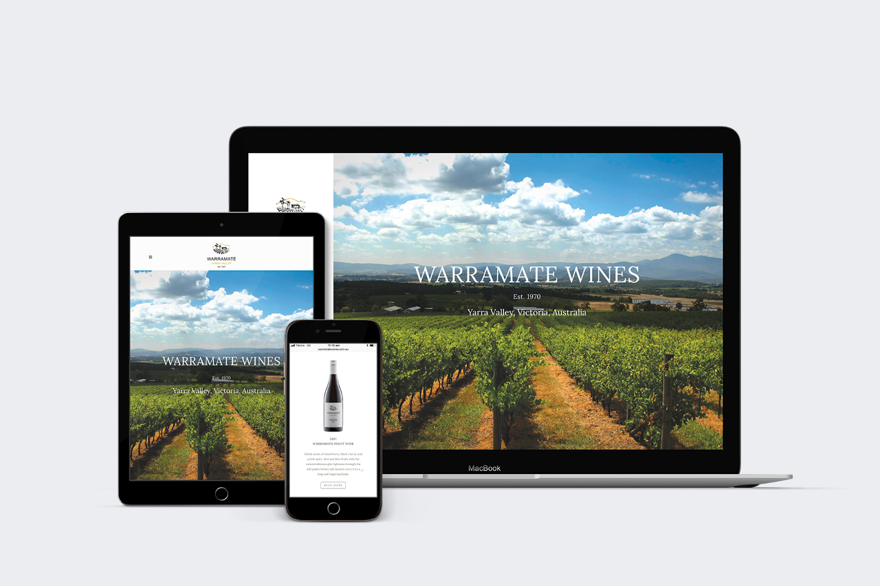 warramate responsive website maker and co design