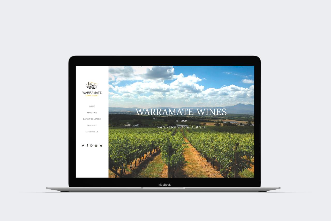 warramate website development maker and co design