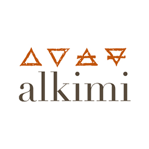 alkimi wines client logo colour