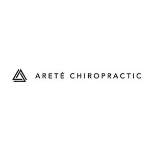 arete chiropractic client logo colour