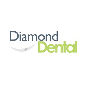 diamond dental client logo colour