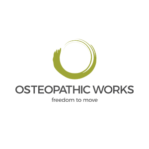 osteopathic works client logo colour