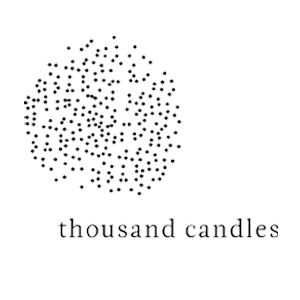 thousand candles client logo colour