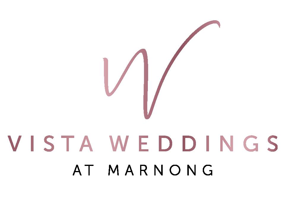 vista weddings brand development square2 maker and co design