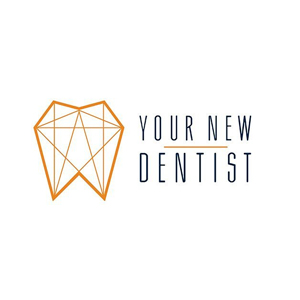 your new dentist client logo colour
