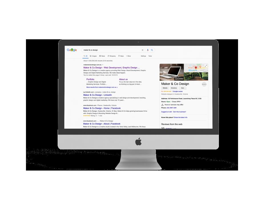 SEO search engine optimisation maker co design 01.1